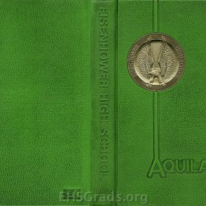 1964 Aquila Yearbook