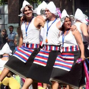 Amsterdam Canal Pride 2006