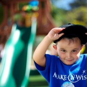 Oliver's Backyard - Make-A-Wish San Diego