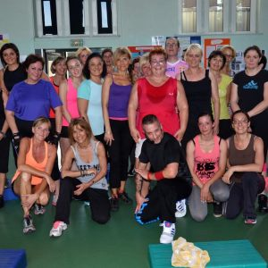 Section FITNESS en juin 2015