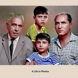 A life in photos