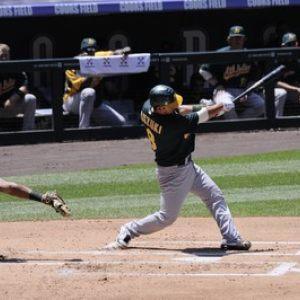 20120614 Rockies vs Athletics