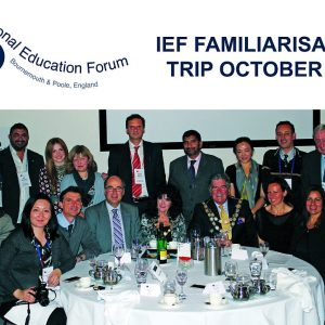 IEF Fam Trip October 2015