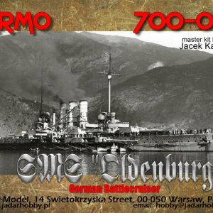 Armo 700-03 SMS Oldenburg 1914