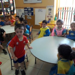 Transition to Kinder 2