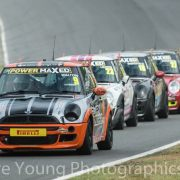 MINI Challenge Brands Indy Cct 2015