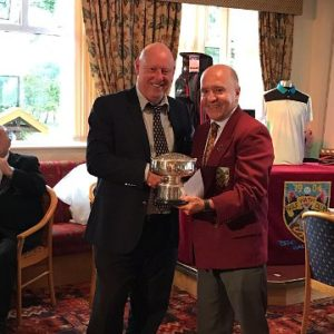 Society of Sheffield Golf Captains - Captain's Day 2017