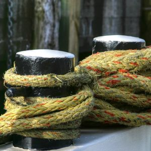 Ropes on Boats