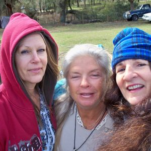 Friends 2013, heading to Fla Herb Fest