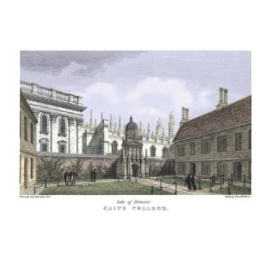 Cambridge Depicted Prints