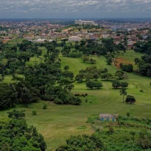 Golf club Yaoundé