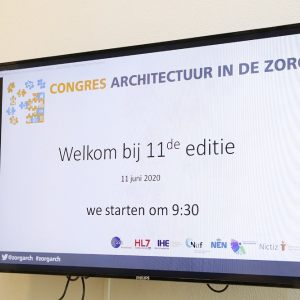 Congres Architectuur in de Zorg