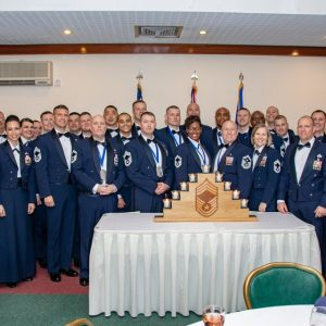 Chief Master Sergeant Recognition Ceremony