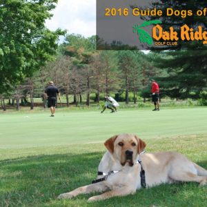 2016 GDA - Oakridge Country Club