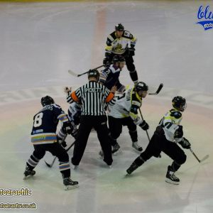 13th March - Bracknell Bees 1-4 Peterborough Phantoms