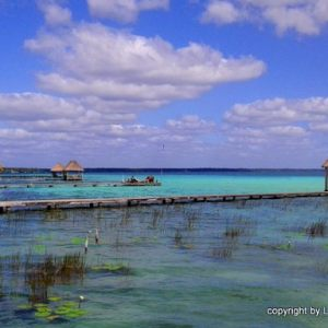 PHOTO GALLERY - Photos of Laguna Bacalar - Mexico