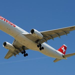 Swiss Flotte Airbus A330