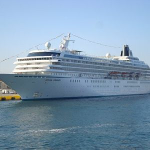Crystal Symphony Cruse to SE Asia (Ship and Air Travel) Jan 2015