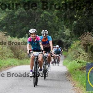 Tour de Broads Summer 2018 16 miles (50/75/100 routes) Woodbastwick 9-9.30am
