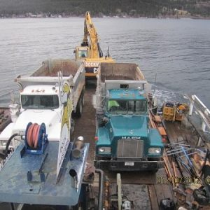 Barge services & capacities