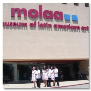 MOLAA - Museum of Latin American Art, June 2012