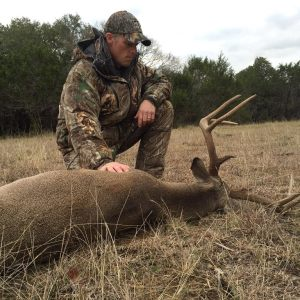 Texas Deer Retreat- Jan.23-25, 2015