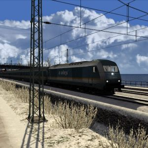 CreativeworX | Trainsimulator Screenshots