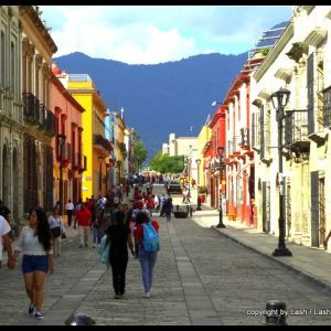 PHOTO GALLERY- Beautiful Oaxaca City - Mexico
