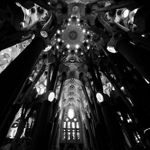 Incidence of the light (Gaudi)