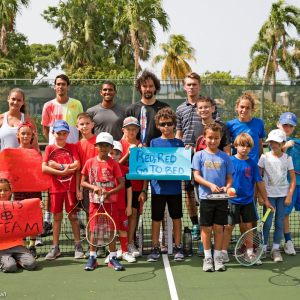 Cherise Edwards Tennis Summer Camp 2018 - Fun Day