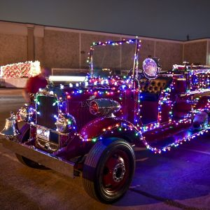 Pasadena's Holiday Lighted Parade 2014