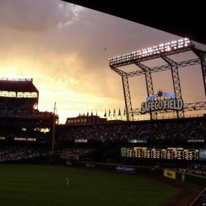 2009 - Seattle Mariners Game