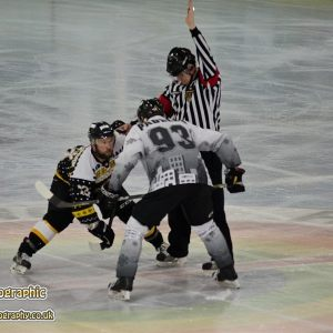 Dec 29th - Bracknell Bees 0-3 Peterborough Phantoms