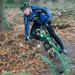 Opening MTB-route Holten