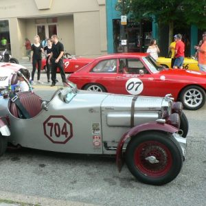 Pittsburgh Vintage Grand Prix and Car Show
