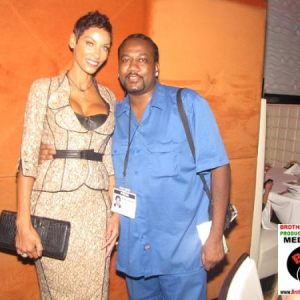 Brotha Ash Productions Photos of TV ONE'S Hollywood Exes with Nicole Murphy at Savoy Celebrity Fridays