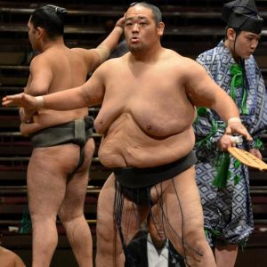 Aki Basho 2016, Day 13, lower divisions