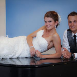 Samantha and Tomek's Wedding