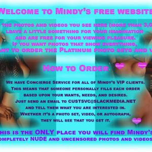 I want my Mindy Now !!