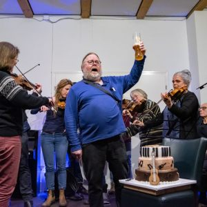 Folk Club  Bonn 10th Anniversary