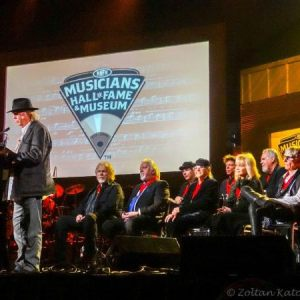 2014 Musician's Hall of Fame & Museum Awards